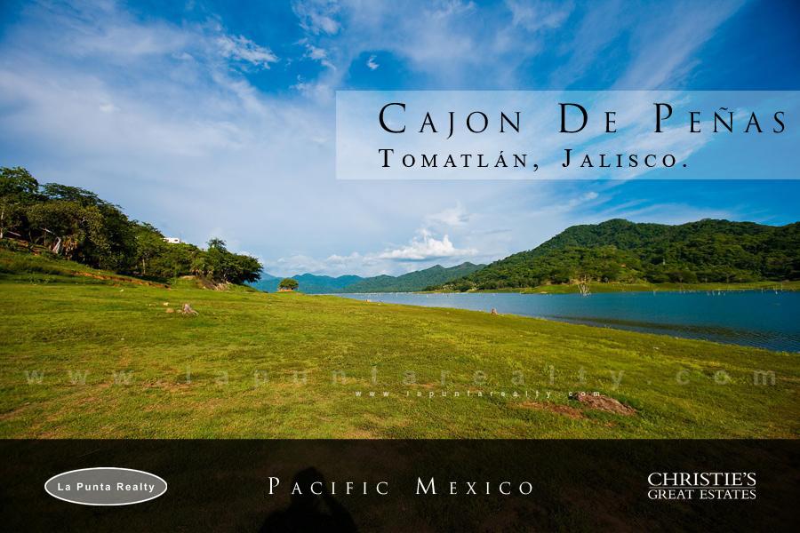 Cajón de Peñas, Tomatlán, Jalisco.
