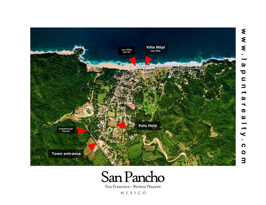 Las Olas - Lot 2 - San Pancho - San Francisco - Nayarit, Mexico