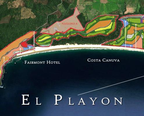 El Playón - Costa Canuva