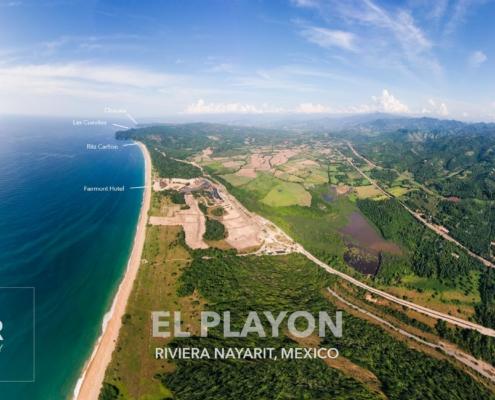 El Playon - Coasta Canuva, Riviera Nayarit luxury real estate - Development land - real estate, tierras, inmobiliaria