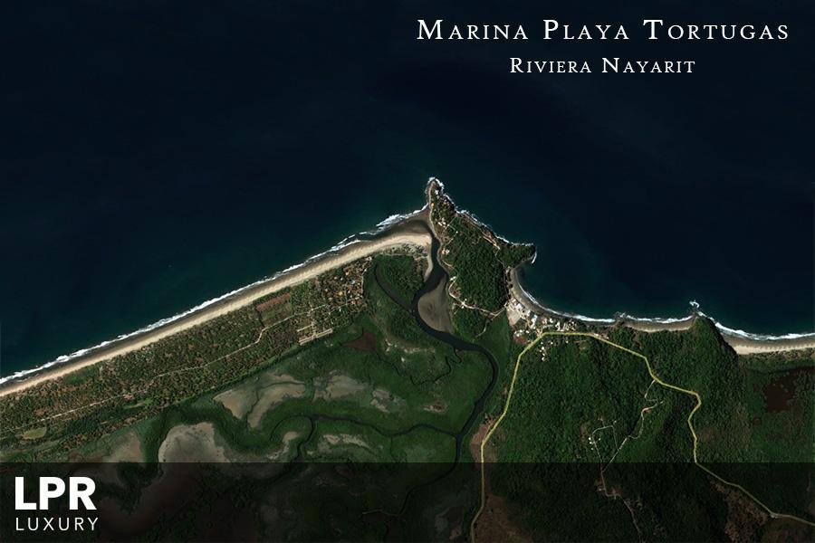Marina Playa Tortugas, Riviera Nayarit, Nayarit.