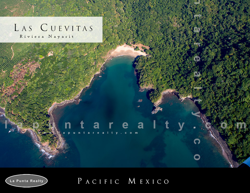 Las Cuevitas, Development land for sale in the Riviera Nayarit