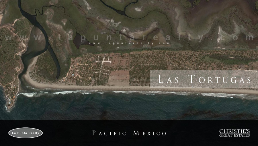 Playa Las Tortugas lot for sale