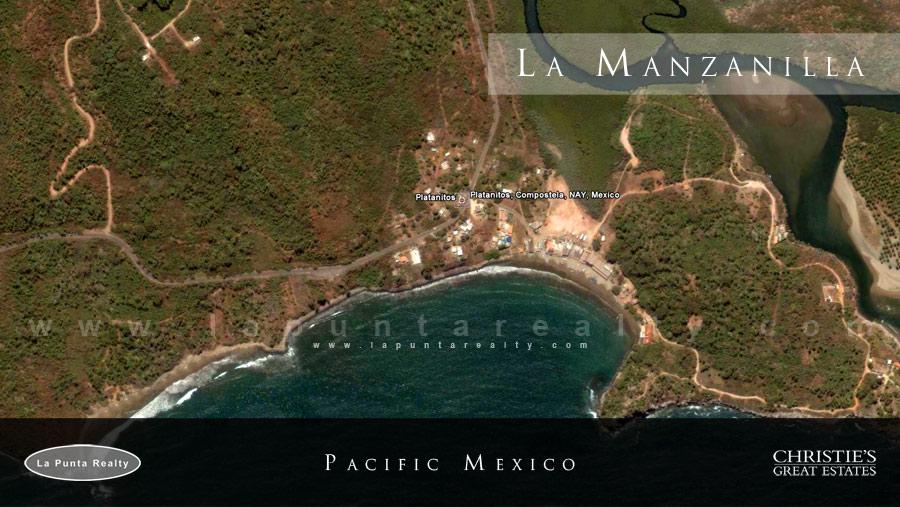 Playa La Manzanilla