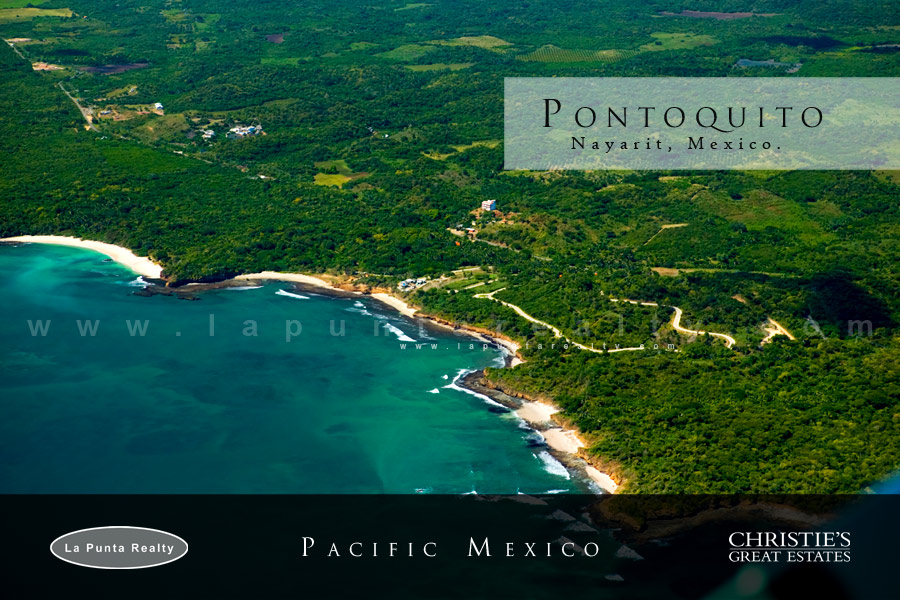 Pontoquito Nayarit. Land for Sale