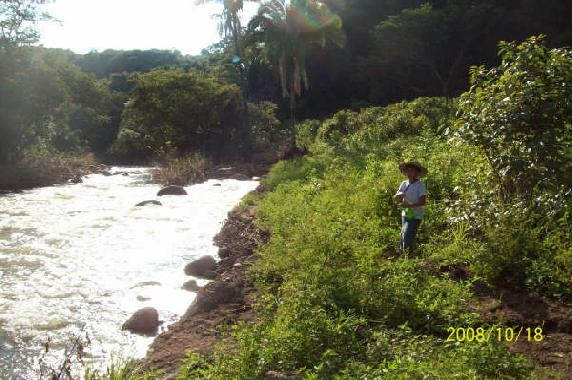 Santa Cruz - Lot for sale in San Blas, Nayarit, Mexico.