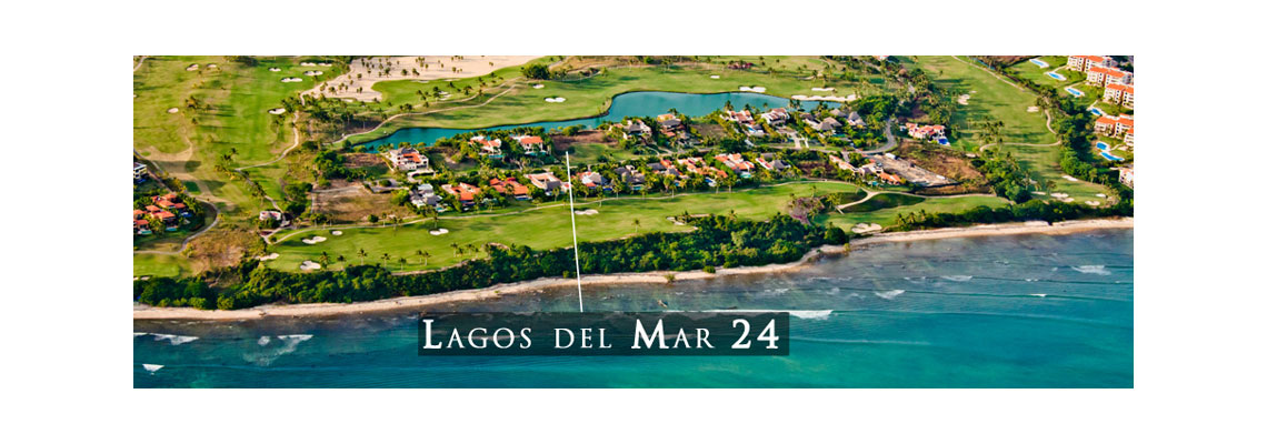 Lagos del Mar - lot 4 at the Punta Mita Resort, Mexico