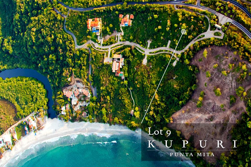 Kupuri Homesite 9 Punta Mita Resort