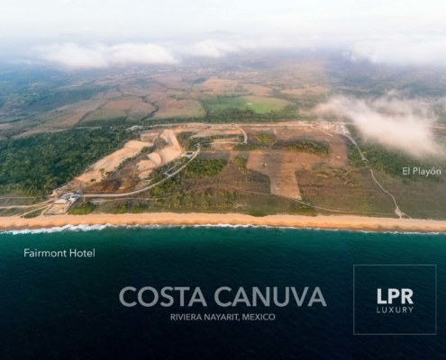 Costa Canuva - Riviera Nayarit, Mexico - Hotel development land for sale in Mexico - Fairmont - Ritz Carlton