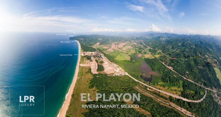 El Playon - Coasta Canuva, Riviera Nayarit luxury real estate - Development land - real estate, tierras, inmobiliaria