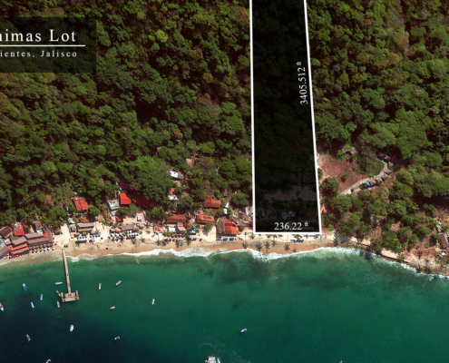 Las Animas - Land for sale - South coast Puerto Vallarta, Jalisco, Mexico