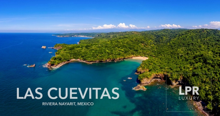 Playa Las Cuevitas - Costa Canuva - Riviera Nayarit, Mexico development land for sale - Luxury beachfront resort real estate