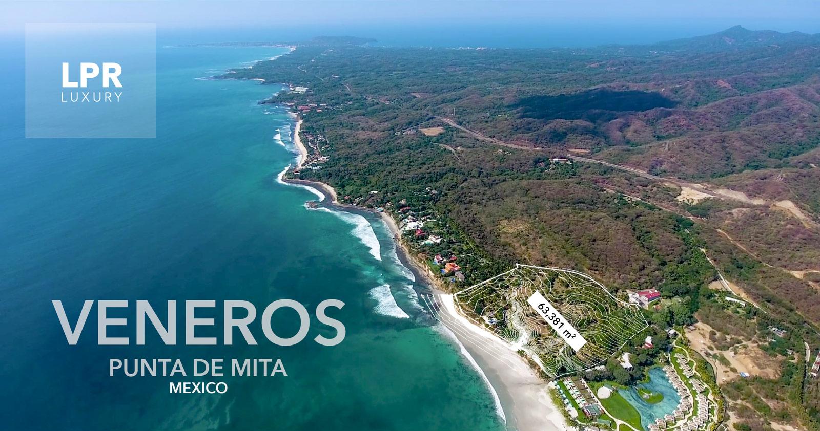 Los Veneros - Playa Bonito -Punta de Mita, Riviera Nayarit real estate - Mexico