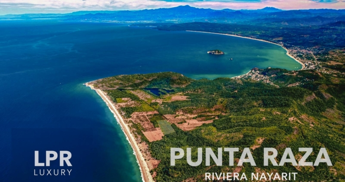 Punta Raza - Riviera Nayarit, Mexico - Hotel and residential development beachfront land for sale in Mexico