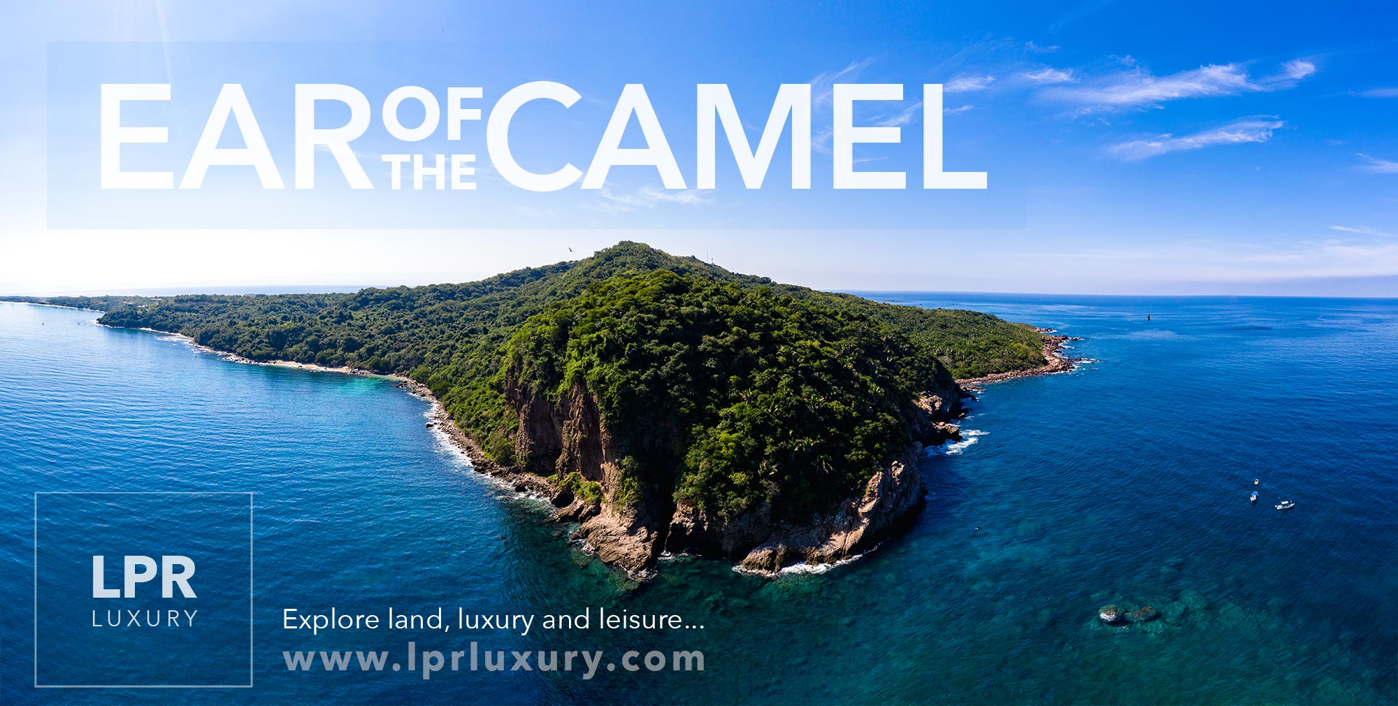 Ear of the Camel - Punta Mita- Riviera Nayarit - Mexico