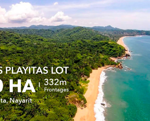 Dos Playitas - Malpaso - Sayulita Nayarit, Mexico development land for sale - Luxury beachfront resort real estate